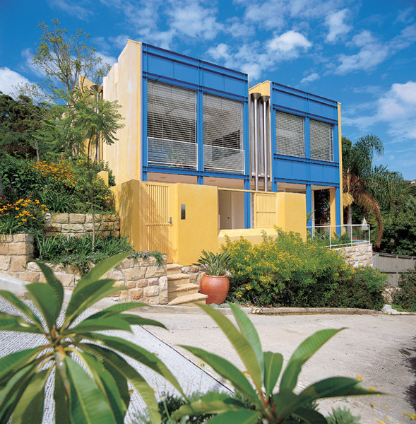 Done House, New South Wales, Australia, 1991 © Reiner Blunck, Courtesy the Pritzker Prize Committee