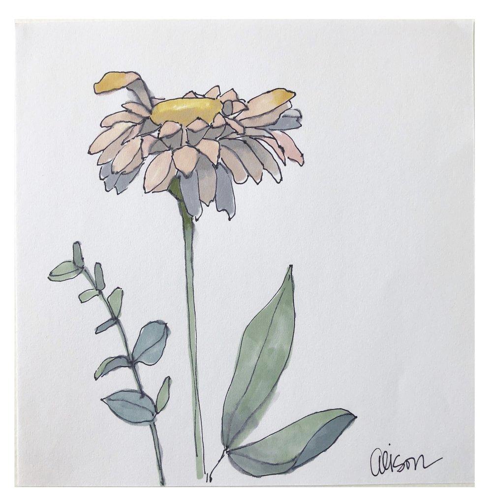 Flower Study #2
