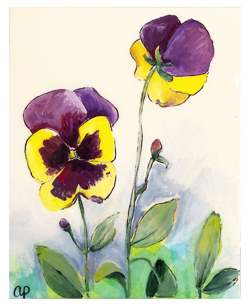 Flower View #8