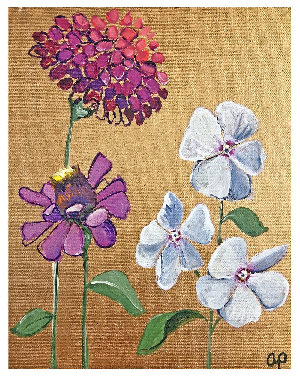 Flower View #9