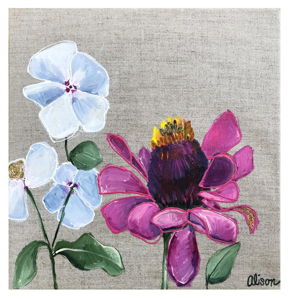 Flower Square #2
