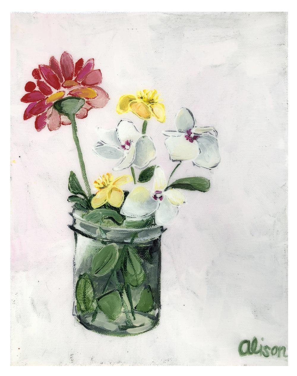 Flower View #12