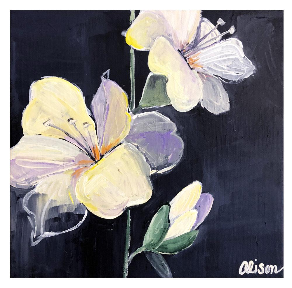 Medium Flower #9