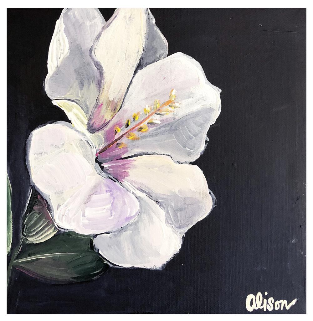Medium Flower #10 (SOLD)