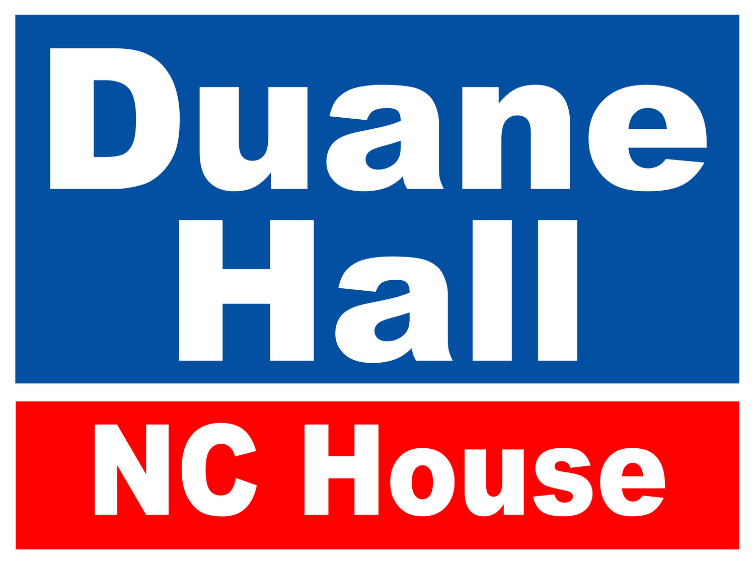 Representative Duane Hall