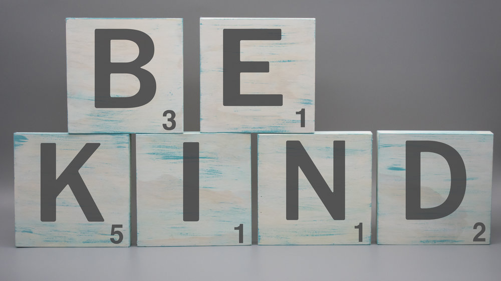 Scrabble Tiles  (Great for a gallery wall!)