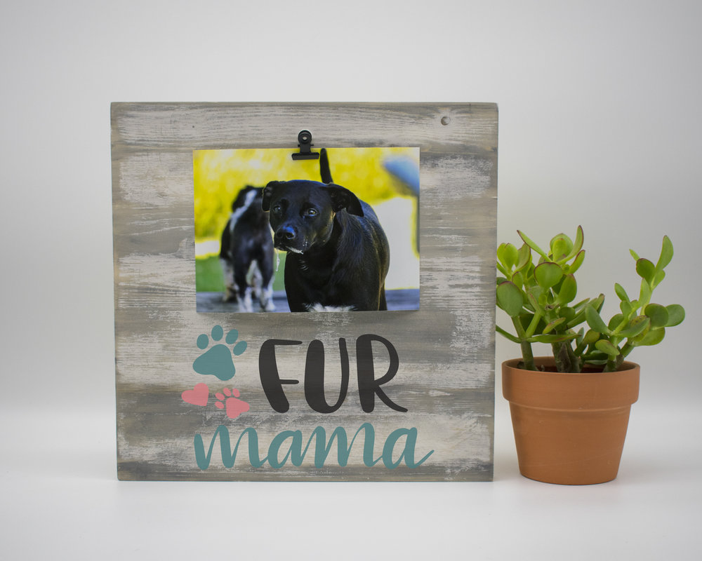 Rustic Photo Frames