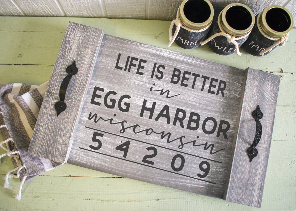 View the full Collection of Farmhouse Style Trays!