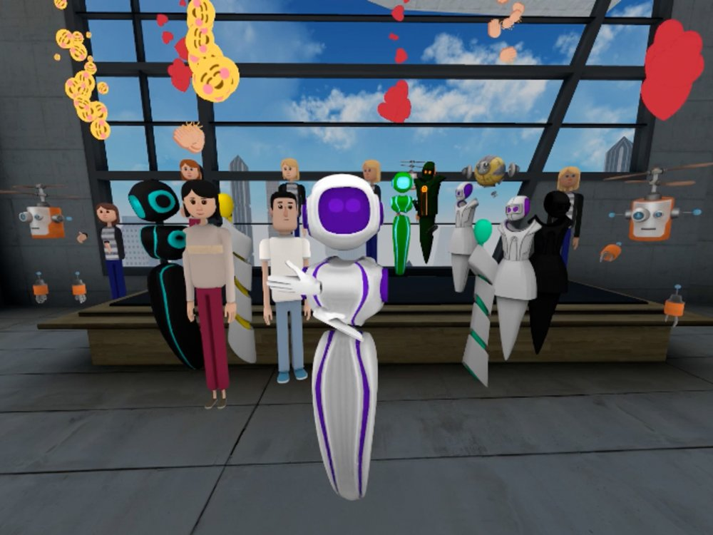 IMAGE COURTESY OF ALTSPACEVR