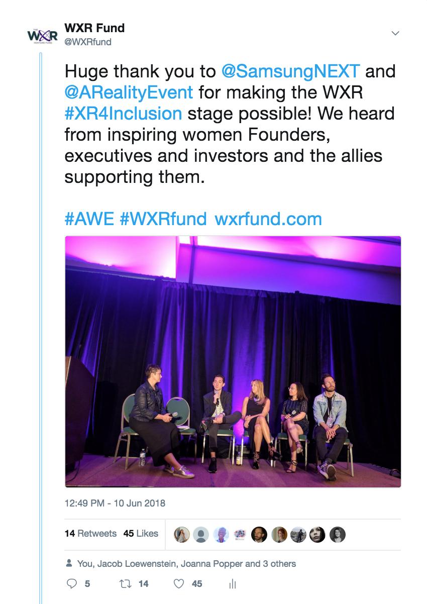 WXR AWE 2018 Samsung Next AWE - Augmented World Expo.png