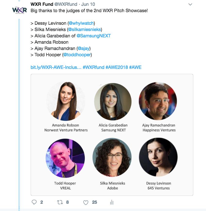 WXR - WXR Venture Fund - WXR Fund - AWE 2018 - Augmented World Expo .png