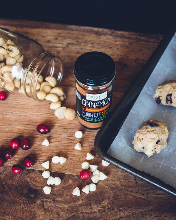 Fair trade & organically farmed cinnamon