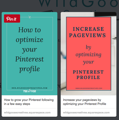 How to grow your website pageviews through Pinterest.