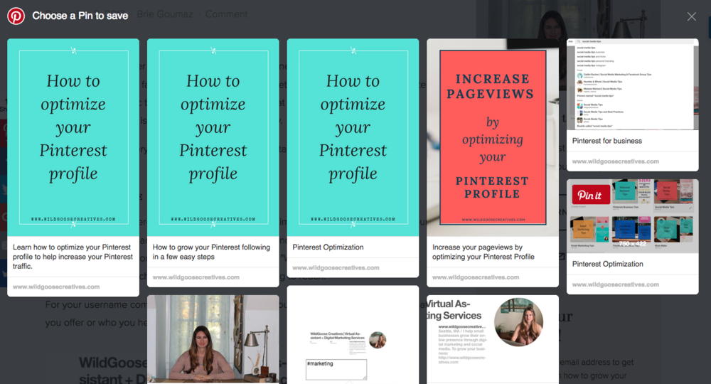 How to hide an image in squarespace