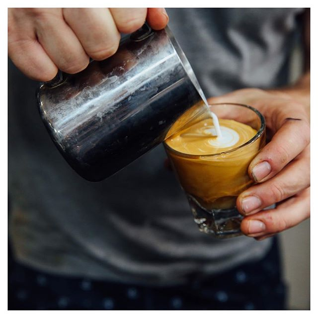Did you miss us yesterday, since we were closed for Easter? Come cure your Monday blues with some sweet @zealcoffeeroasters coffee! ☕️ we're here 'til 2!