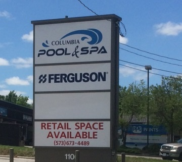Columbia Pool & Spa Street View