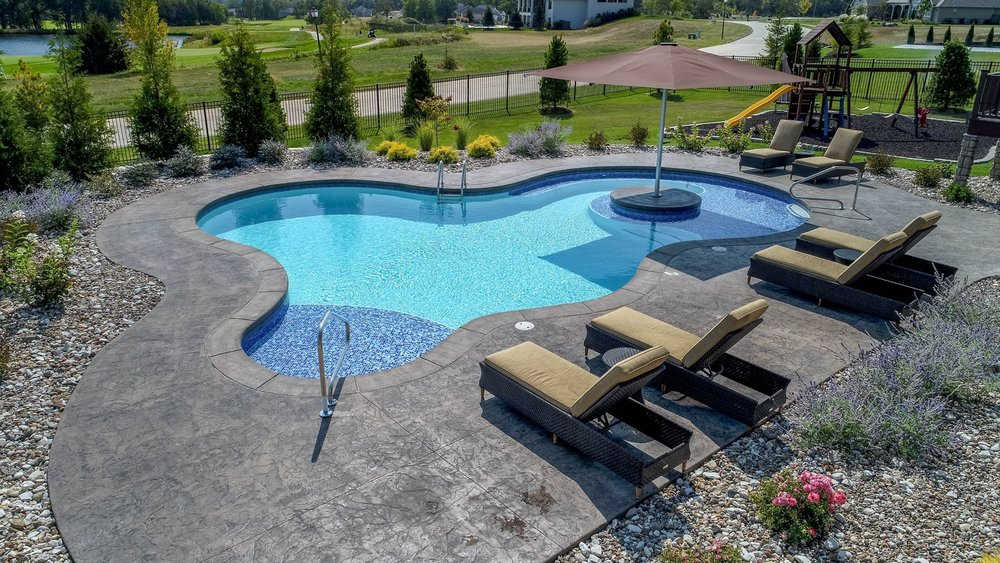 Columbia Pool And Spa Top Rated Inground Pool Builder