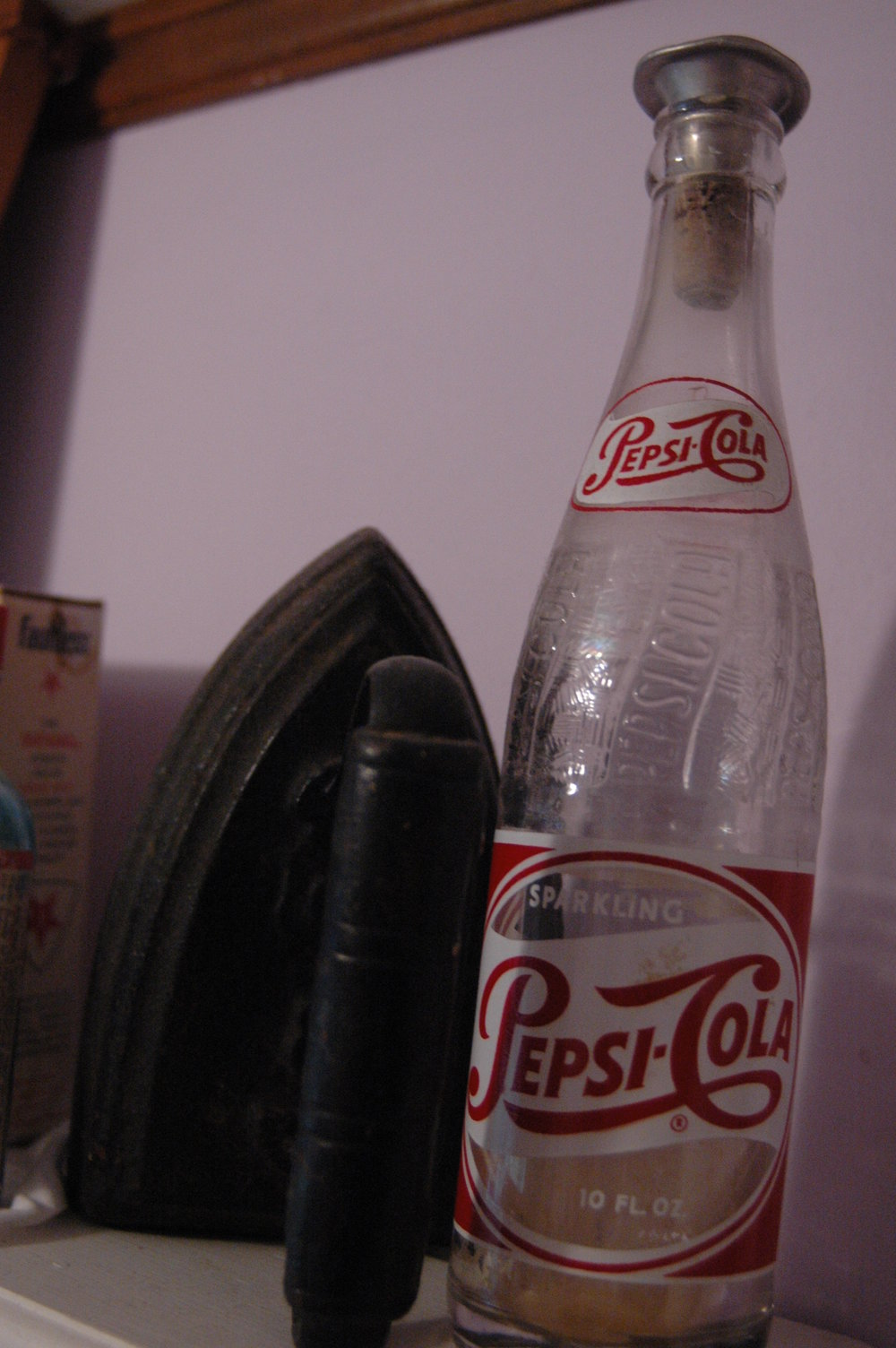 Laundry Room Pepsi Bottle.JPG