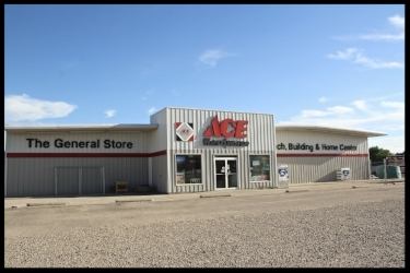 Ace - The General Store - Dave Jones, OwnerPO Box R, 301 E. Hwy 18, Martin, SD 57551605-685-6730Email ace@gwtc.netLumber/ Ranch, Building and Home Center