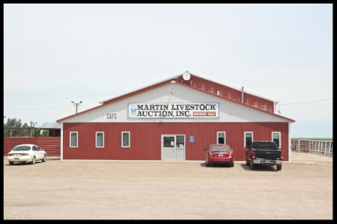 Brad Otte Land and Livestock - Brad Otte, BrokerPO Box 1038, 504 E. Bennett Ave., Martin, SD 57551605-685-6717Email mrtnlstk@gwtc.net Real Estate Sales/ Livestock Auction