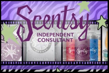 Kristy Stout - Independent Scentsy ConsultantPO Box 623, Martin, SD 57551605-685-8945Email Khls@goldenwest.netScentsy Brand Products