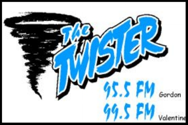KSDZ and KDJL Radio - Jim Lambley, OwnerPO Box 390, Gordon, NE 69343308-282-2500Email thetwister@ksdzfm.com95.5 FM, Gordon; 99.5 FM, Valentine