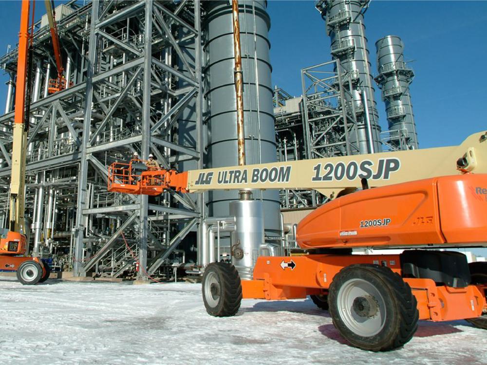 JLG 1200 SJP Telescoping Boom