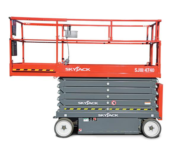 Skyjack 4740 Scissor Lift