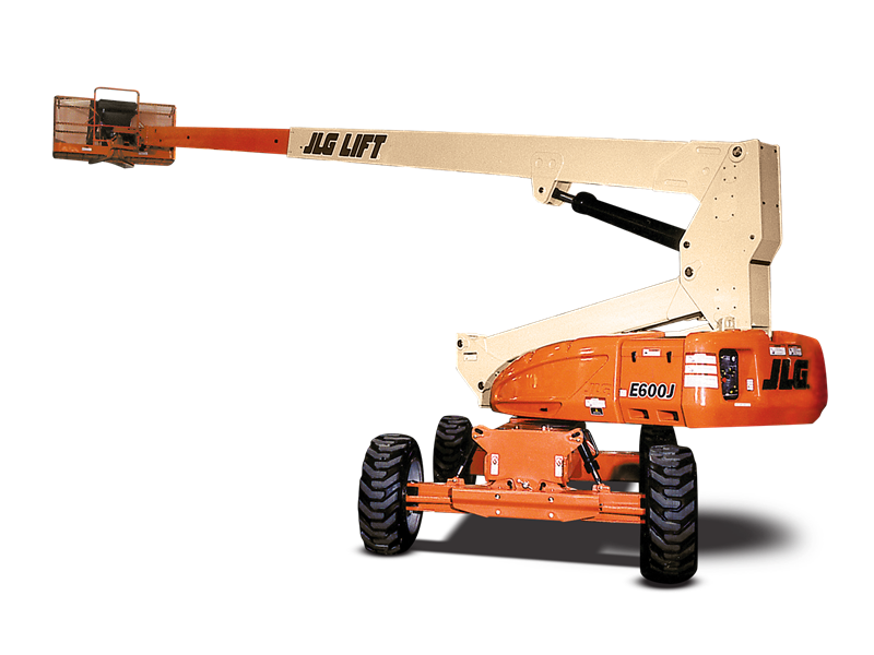 JLG E600 Telescoping Boom