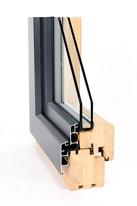 Klassik - Wie der Name schon sagt ein klassisches Profilsystem, das vorwiegend im privaten Hausbau zum Einsatz kommt. Durch die schrägen Profilkanten ist das Profilsystem optisch an klassische Holzfenster angelehnt und von diesen kaum zu unterscheiden.