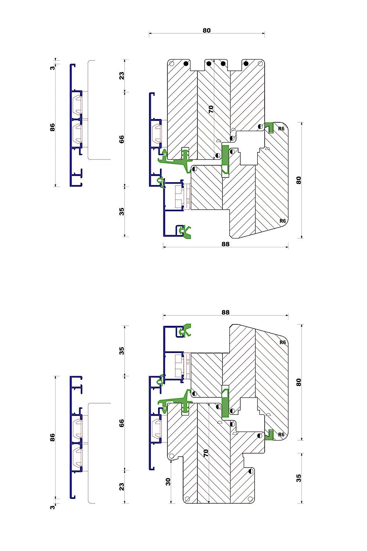 System Quadrat