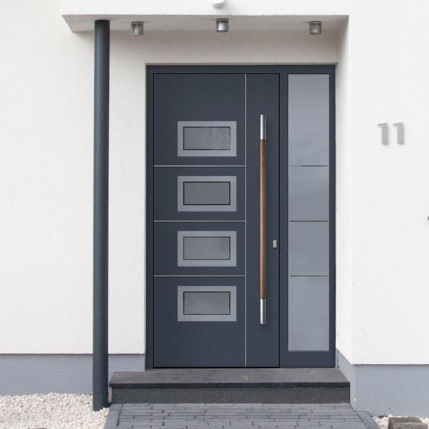 SERIE PERFECT LINE MODERN - In der Serie Perfect Line Modern finden Sie moderne Türmodelle in exklusiver und hochwertiger Ausführung.