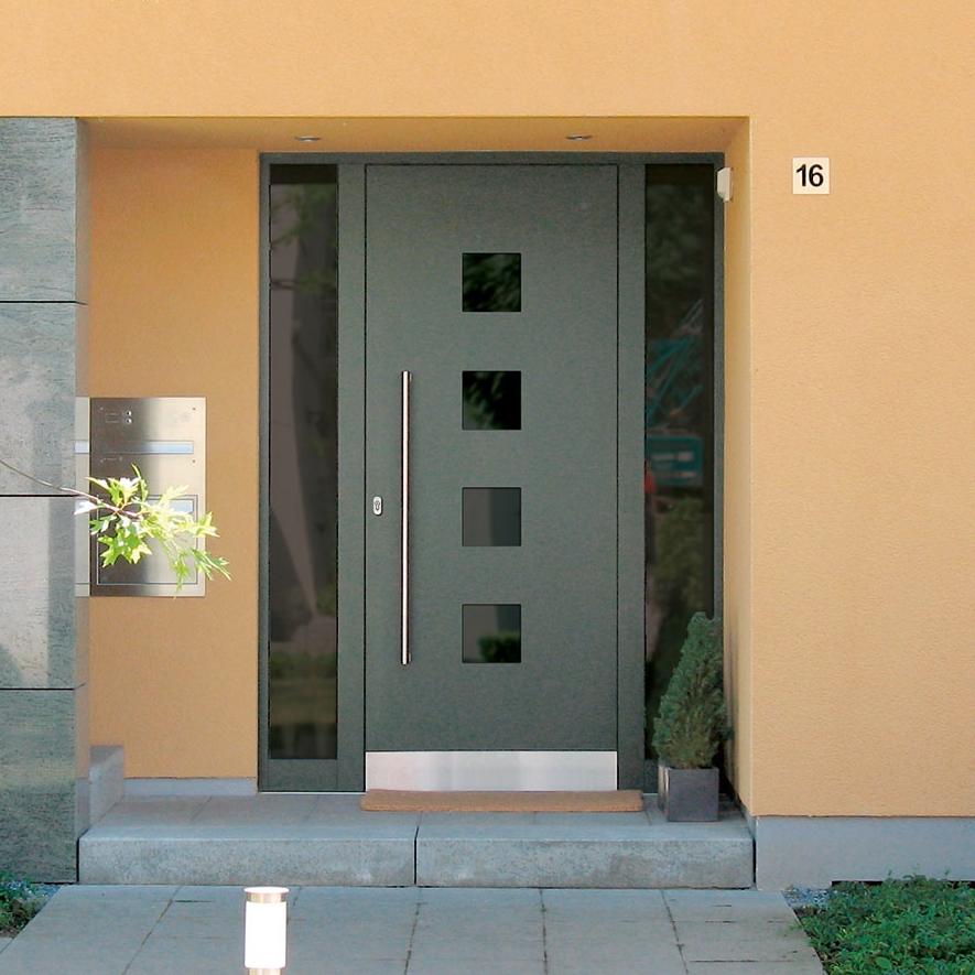 Serie Basic& Basic Plus - Moderne und klassische Türen in der besonders preisgünstigen Ausführung. Die günstigen Basic-Modelle können in der Basic Plus Variante ganz nach Wunsch aufgerüstet werden.