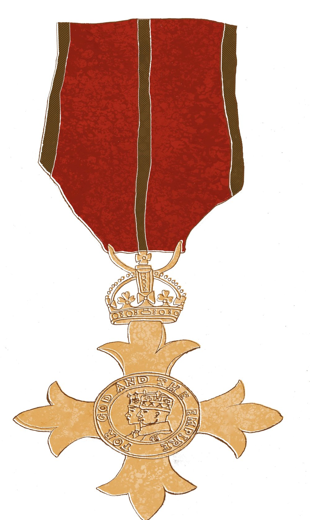 Robert's OBE