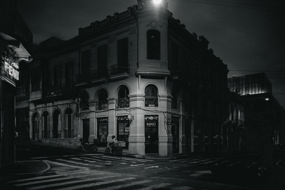 CITYSCAPE -