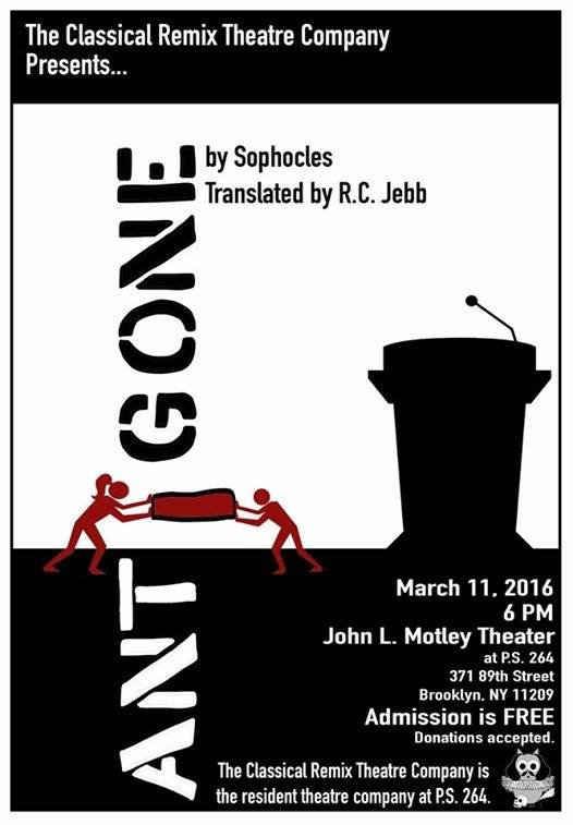 ANTIGONE   March 2016