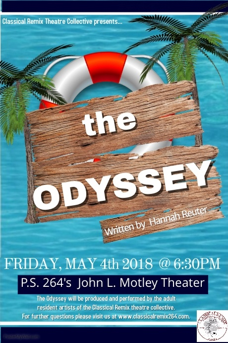 THE ODYSSEY   May 2018