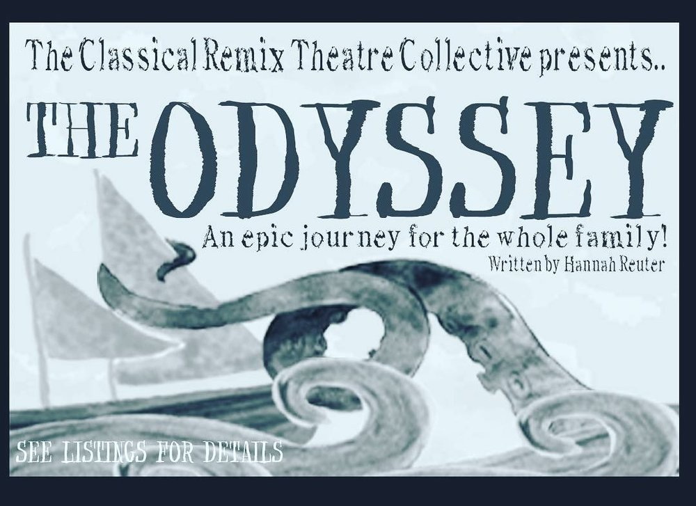THE ODYSSEY  at The 2018 NYC Fringe Festival  October 2018