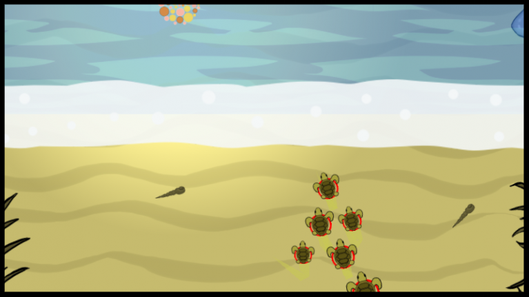 Global Game Jam 2015 - Turtles Alive