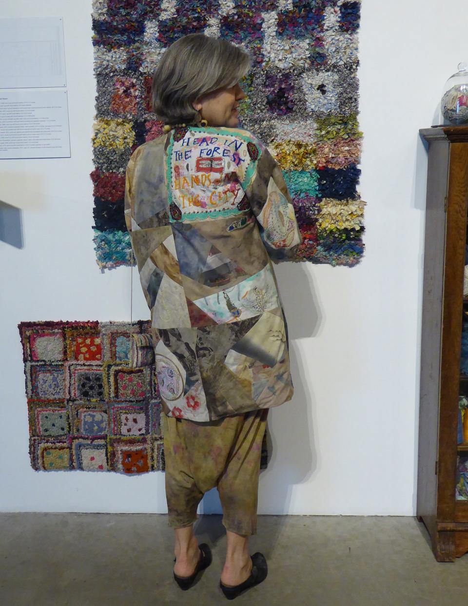 Ruth Katzenstein Souza , Artist