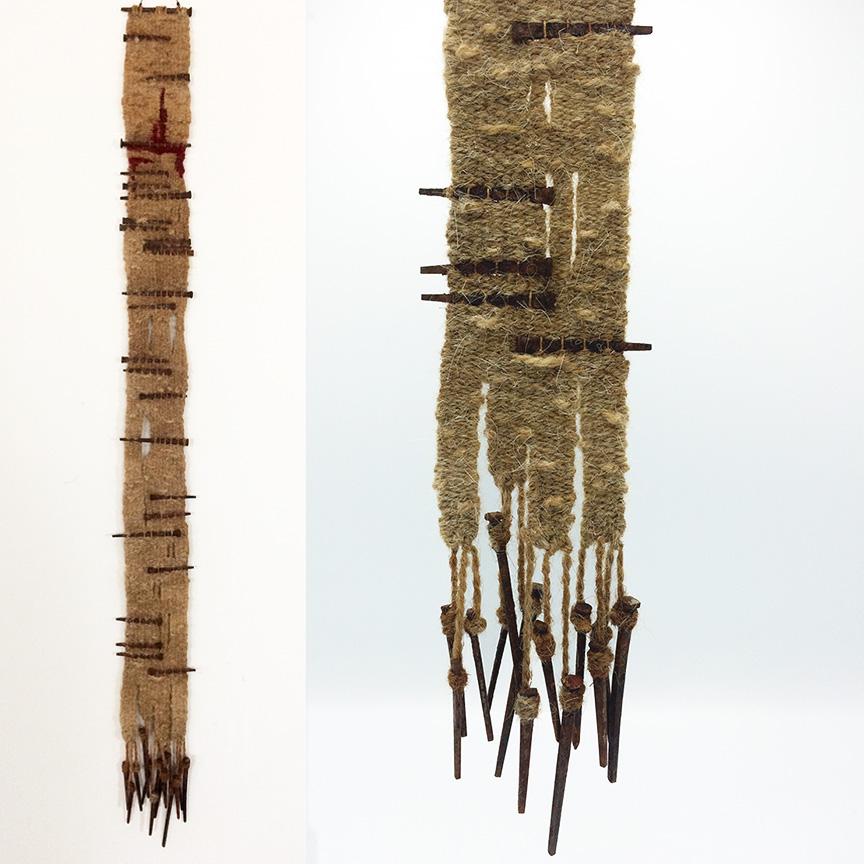 Val Echavarria<br>Artist, Weaver, Sewist