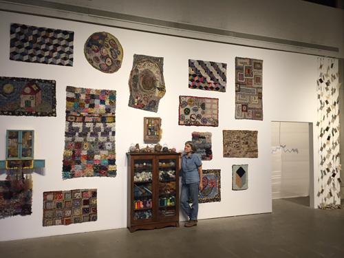 Ruth Katzenstein Souza<br>Mender, Maker, Educator, Weaver, Dyer; <b>Founding Member</b>