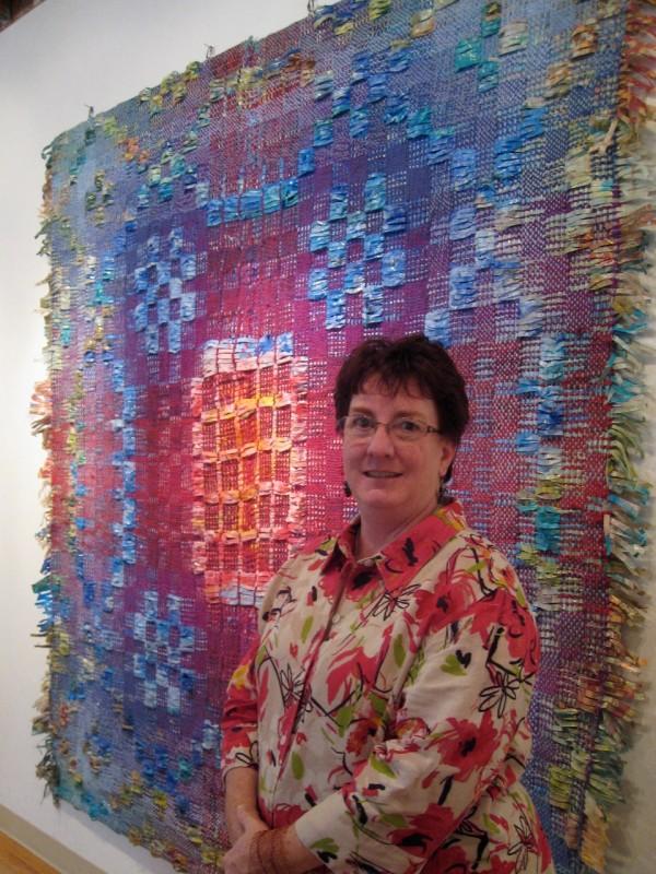 Julie Kornblum<br>Fiber Artist and Grant Writer