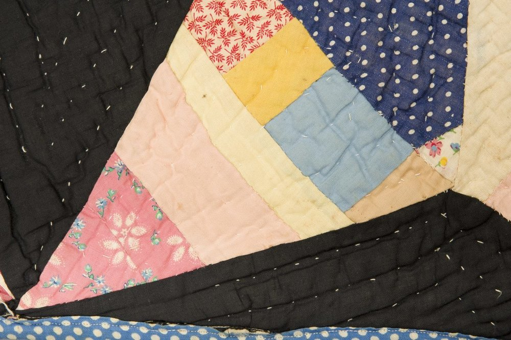 rocky road to kansas quilt 20th cent usa.jpg