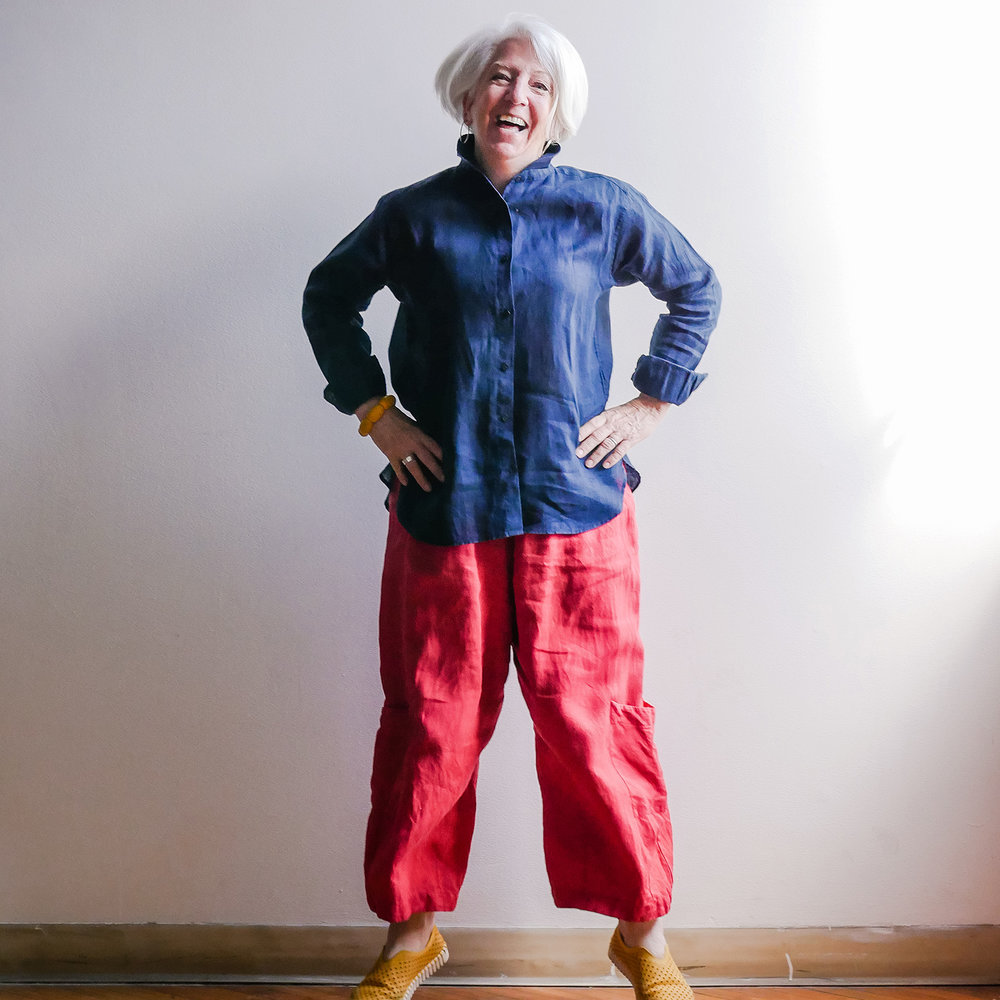 Carrie Burckle<br>Artist and Educator; <b>Co-Director and Founding Member</b>