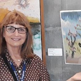Penny Collins<br>Artist, Educator