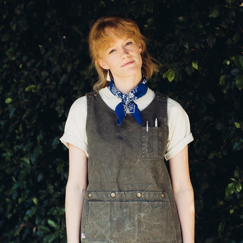 Lindsey Fout <br> Designer