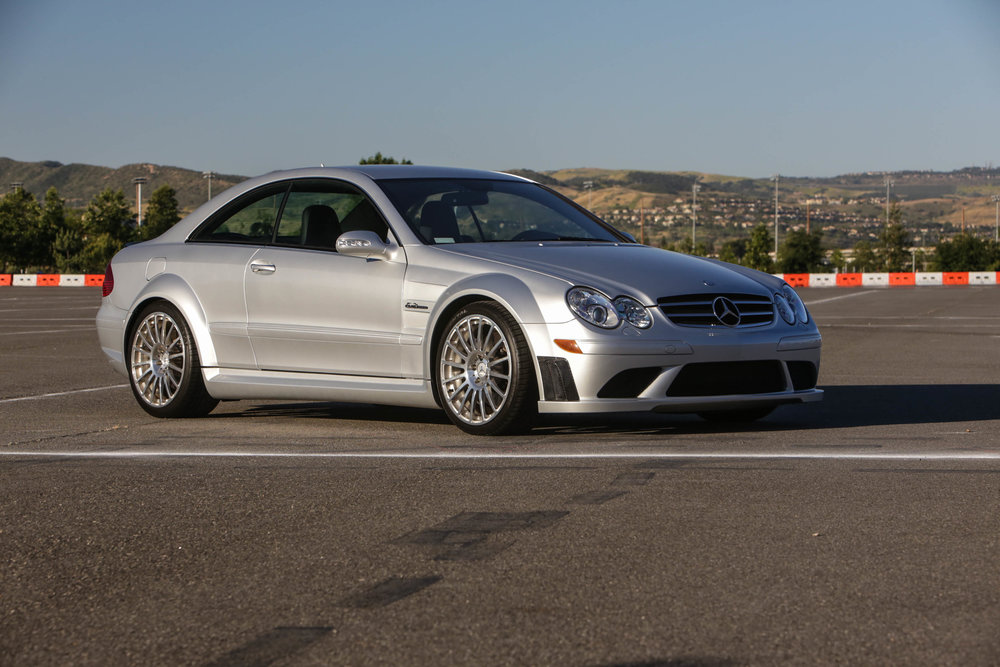 2008 Mercedes CLK63 Black Series 10k miles