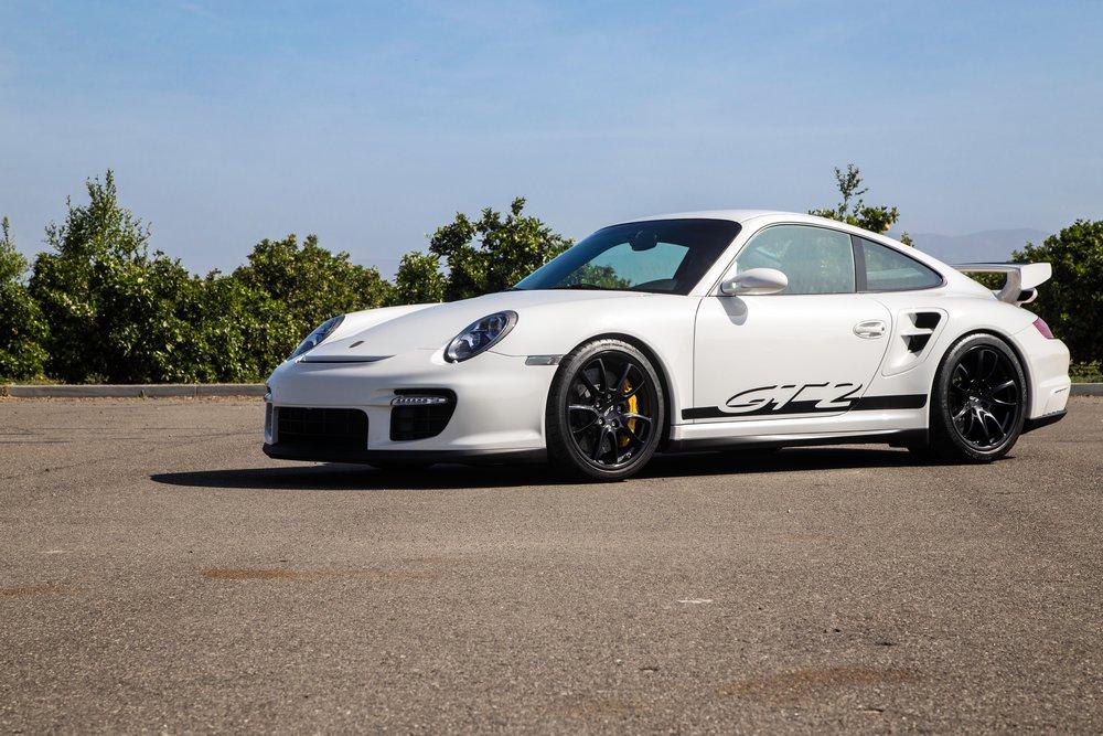 2008 Porsche GT2 7k miles