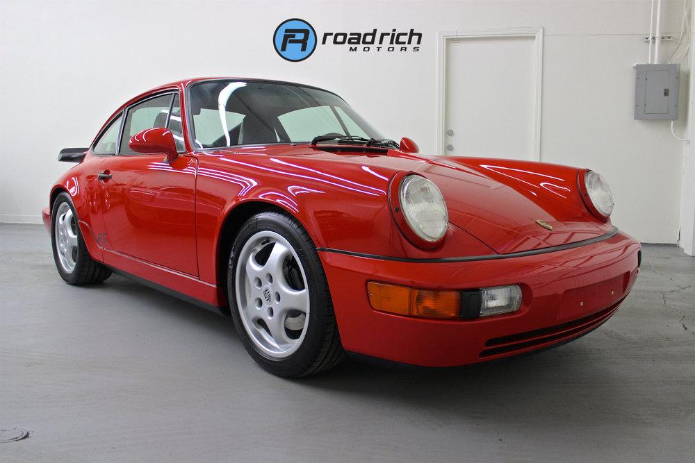 1993 Porsche RS America 37k miles
